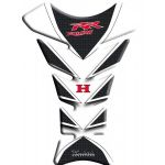 Honda Racing Black/Transparent Tank Pad by Keiti